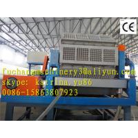 Buy cheap Paper Pulp Egg Tray Machine with CE Cerification from wholesalers