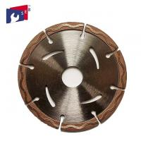 Buy cheap General Use Circular Diamond Disc Blade 0.3 - 3 Mm Thickness With Turbo Wave from wholesalers