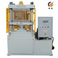 Buy cheap 380V 40T White Hydraulic Heat Press With Safety Protection Device product