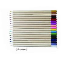 Buy cheap Wood Artist Colouring Pencils , Exceptionally Brilliant Colored Pencil Sets from wholesalers