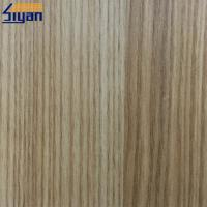 China Vinyl Wrap PVC Membrane Foil , PVC Decorative Film For Furniture Panel on sale