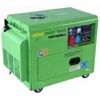Wholesale Diesel Silent Generator 5000w New Type from china suppliers