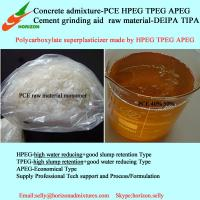 Buy cheap construction chemical concrete Hyper-plasticizers / high range water reducer admixtures from wholesalers
