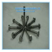 Buy cheap very beautiful molybdenum nuts Mo bolts/nuts and screws M2,M8,m10,m4,m5 etc good price from wholesalers