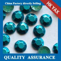Buy cheap Hot selling loose custom clothing studs,hot fix custom clothing studs,loose studs for garment from wholesalers