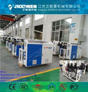 China PVC Glazed Tile Making Extrusion Machine/pvc plastic roof tile extrusion line/pvc imitation tile making machine on sale