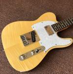Buy cheap Custom 6 Strings Rosewood fingerboard Electric Guitar,Guitar gitaar.Tiger stripes from wholesalers