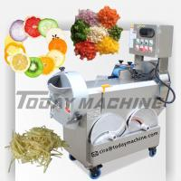 Buy cheap Fruit and vegetable slice potato chips snack food slicer from wholesalers