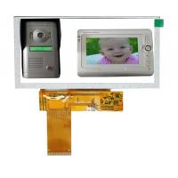 Buy cheap 5 inch TFT LCD display Module resistive touch panel 800RGB(H)×480(V)mm from wholesalers