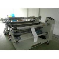 Wholesale Automatic Tape Film Slitting Machine Dia. 800mm , Craft Paper / Wall Paper from china suppliers