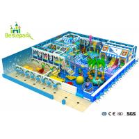 Buy cheap Colorful Indoor Play Spaces For Toddlers , Indoor Playground For 1 Year Old from wholesalers