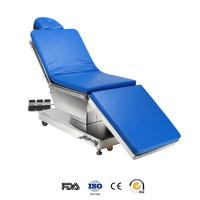 CE approved electric ophthalmic operating table with foot switch