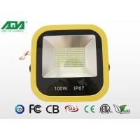 Home garden ultra slim portable Outdoor LED Flood Lights long lifespan Manufactures