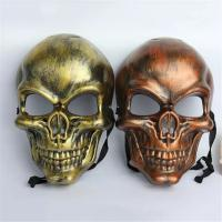 High Quality Masks Halloween Horror Ghost Mask Masquerade Party Face Whole Ghost Mask Manufactures