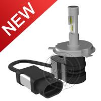 Buy cheap Newest All-in-one 30W Led Headlight Kit 8-32V 4200LM H4 Auto Car Headlight Bulb from wholesalers