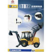 Buy cheap Xt870 Backhoe Loader from wholesalers