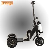Buy cheap Outdoor Lightweight Electric Mobility Scooter For Seniors Citizen Aluminum Alloy from wholesalers