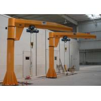 Buy cheap Rotary 360 Degree Swing Arm Crane / 5 Ton Free Standing Cantilever Jib Crane from wholesalers