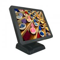 Buy cheap 17 Inch Black Color Pos Cash Register Full Flat Hospitality With Plastic Housing from wholesalers