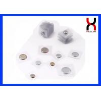 Buy cheap NdFeB Permanent Invisible Magnetic Snaps High Performance Closures Use from wholesalers