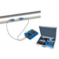 Buy cheap Portable Ulstrasonic Magnetic Flow Meter For Volumetric Measurement Non Contact Corrosion Resistance from wholesalers