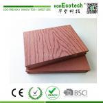 Buy cheap Embossed wood grain wpc composite deck flooring from wholesalers