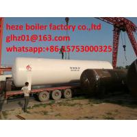 Buy cheap Stainless Steel 30M3 perlite insulated vacuum cryogenic storage tank for O2,N2,AR from wholesalers