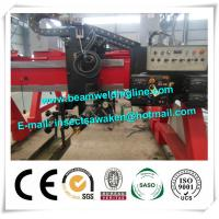 Steel Structure Horizontal Box Beam Production Line H Beam Welding Machine Manufactures