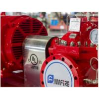 Buy cheap NM FIRE Ul Fm Approved Fire Pumps / 300GPM @ 125M Head Electric Fire Fighting Pump from wholesalers