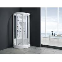 Buy cheap Monalisa M-8226 acrylic material shower and steam room intelligent steam massage sauna room shower and steam cabin from wholesalers