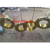 Wholesale DIN 2631- 2638 Threaded Pipe Flange EN 1092-1 Type 11 PN 10 - PN 100 Dichtleiste B1 from china suppliers