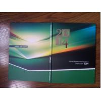 Full Color Hardcover Book Printing Sewn Binding For Art / Matte Paper / Bible Paper Manufactures