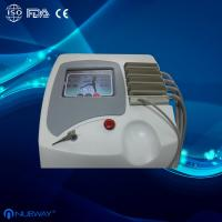 Buy cheap Diode Laser 650nm Non-invasive fast Lipo Laser Body Slimming Machine for beauty clinic from wholesalers
