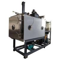 Buy cheap 3 Square Meters Mini Scale Box Type Vacuum Cold Drying Machine For Commercial Food , Long Life from wholesalers
