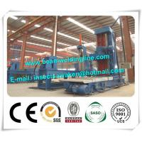 DX Series H Beam End Face Milling Machine / Surface Milling Machine 1200*1500mm Manufactures