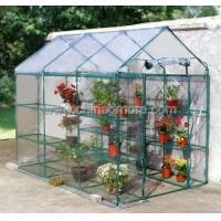 Buy cheap Steel Tube Greenhouse-Large walk-in Series-143X214X195CM-PVC from wholesalers