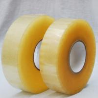 carton sealing Antistatic Bopp Packaging Tape , water based strong acrylic Tape