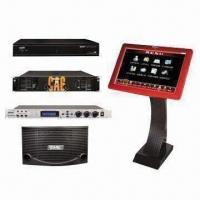 Buy cheap KTV Player with Stereo Audio Signal, Measuring 415 x 220 x 42mm from wholesalers