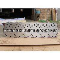 Buy cheap Mitsubishi Excavator Spare Parts 6D16T ME997356 Engine Cylinder Head from wholesalers
