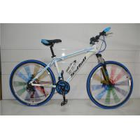 Buy cheap EN standard 140 spokes 26 inch alloy mountain bike/bicicle MTB with Shimano 21 from wholesalers