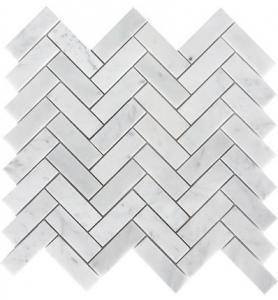 Carrara White Marble Mosaic,Marble Mosaic,White Marble Mosaic ,Eastern White Marble Mosaic Manufactures