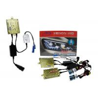 Buy cheap High Performance Motorcycle Hid Conversion Kit , 55W Hid Xenon Kit H1 H4 Heat Resistant product
