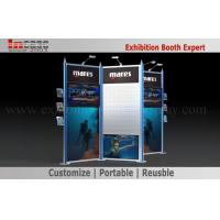 Buy cheap Collapsible 10X10 Booth Display , Durable Trade Show Displays from wholesalers