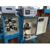 Buy cheap AC 3 Phase Motor Super Fine Copper Wire Drawing Machine Low Power Consumption from wholesalers
