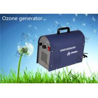 Buy cheap 220 Durable Blue Portable Ozone Generator For Odor Removing Disinfection from wholesalers
