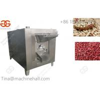 Wholesale Multi-purpose peanut drum roasting machine for sale/groundnut roaster machine China supplier from china suppliers