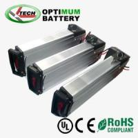 Buy cheap LiFePO4 Battery for Electric Bike 36V 10Ah with PCM,Rear Rack from wholesalers