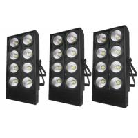 Buy cheap 400w / 800w Disco Light Effect Dj Lighting Rental , 8 Eyes Professional Led Stage Lighting from wholesalers