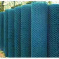 Buy cheap PVC Coated Hex Wire Mesh rectangular sheep wire fence 80*100mm product