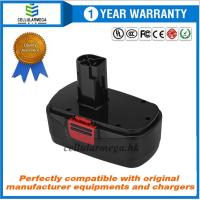 Buy cheap Cellularmega 3.0Ah 19.2V Craftsman Replacement Battery for Craftsman C3, 130279005, 11375, 11376, 11045, 1323903, 315.11 from wholesalers